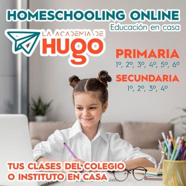 Homeschooling España Primaria ESO Estudiar en casa On Line